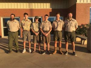 Luther Boy Scout Troop 308