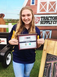 Tractor Supply Essay Contest