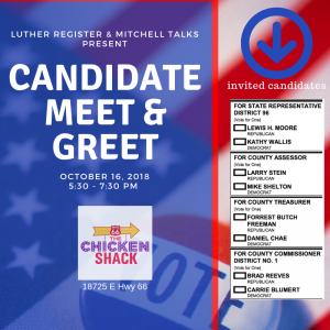 Luther Register Election 2018