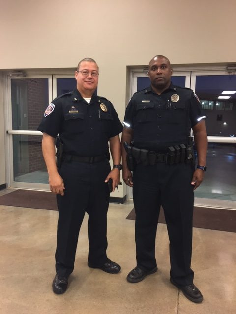 Luther School Resource Officer