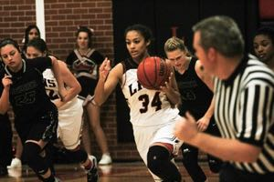 Luther Lady Lions Lauren Coates