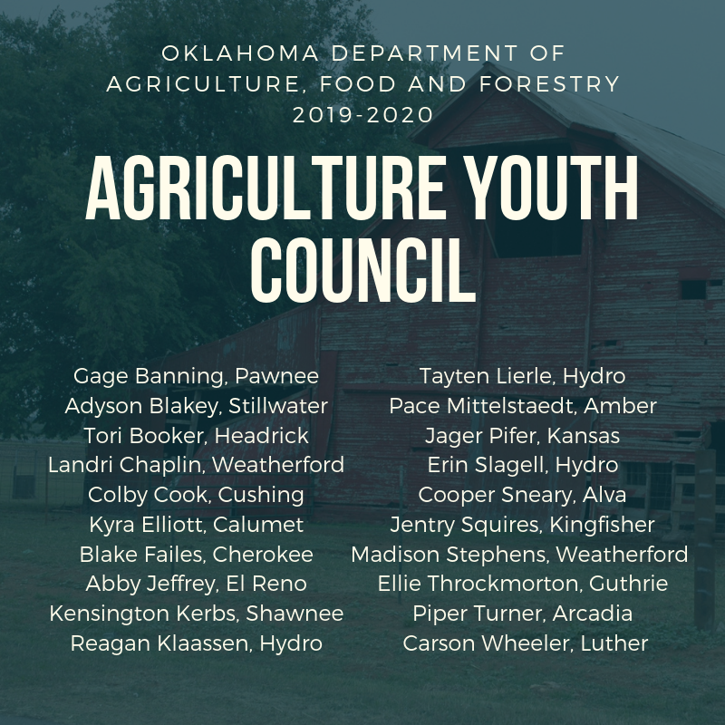 Luther Student Named to Prestigious Agriculture Youth Council