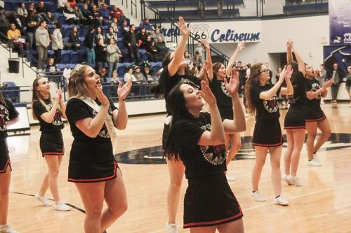 Luther Cheer