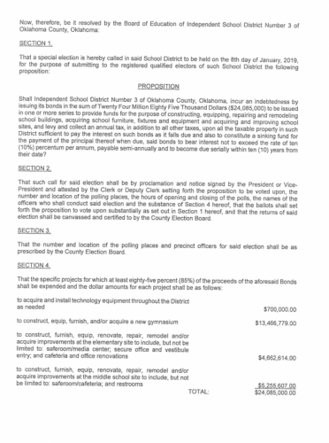 Page 2, Official Wording