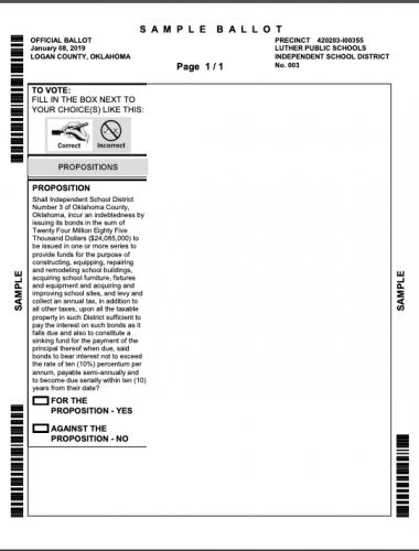 ballot wording