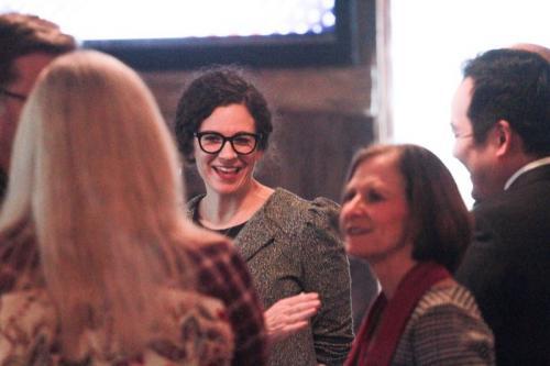 Carrie Blumert, Democrat, Oklahoma County Commissioner,