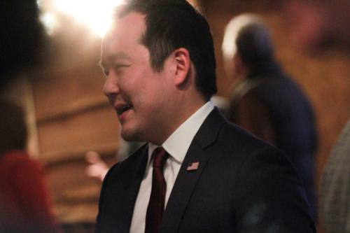 Daniel Chae, Democrat, Oklahoma County Treasurer