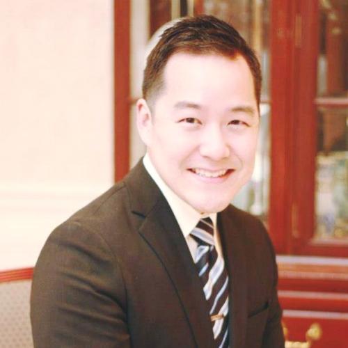 Daniel Chae, treasurer candidate