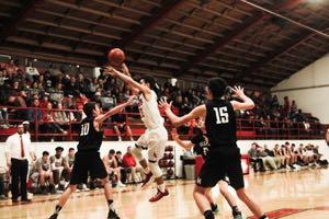 Luther Boys Basketball