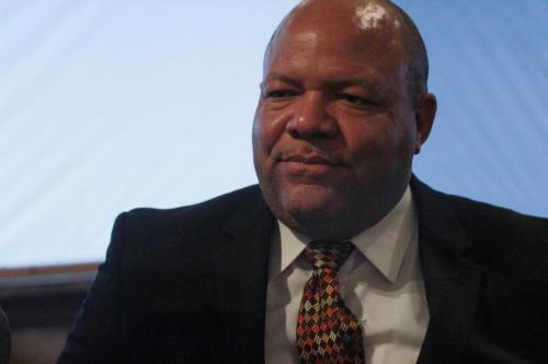 Mike Shelton, Democrat, Oklahoma County Assessor