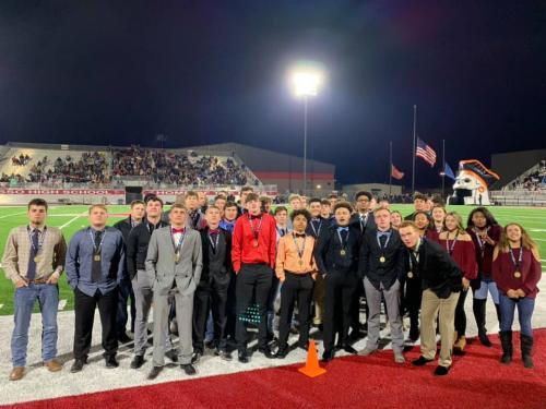 State Academic Champions