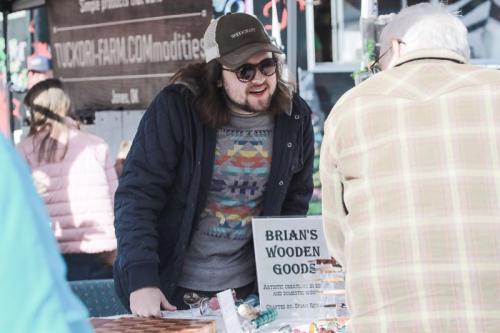 Brian Richardson's Wooden Goods